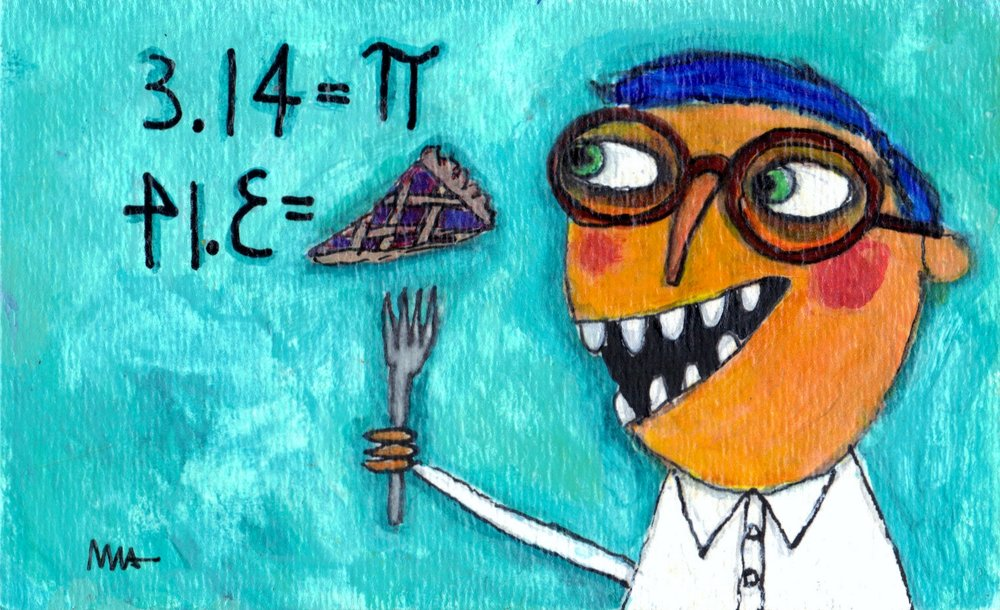 A Tasty Equation