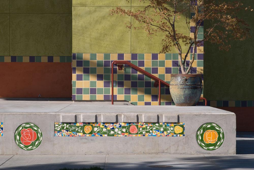 Rose Garden Tiles
