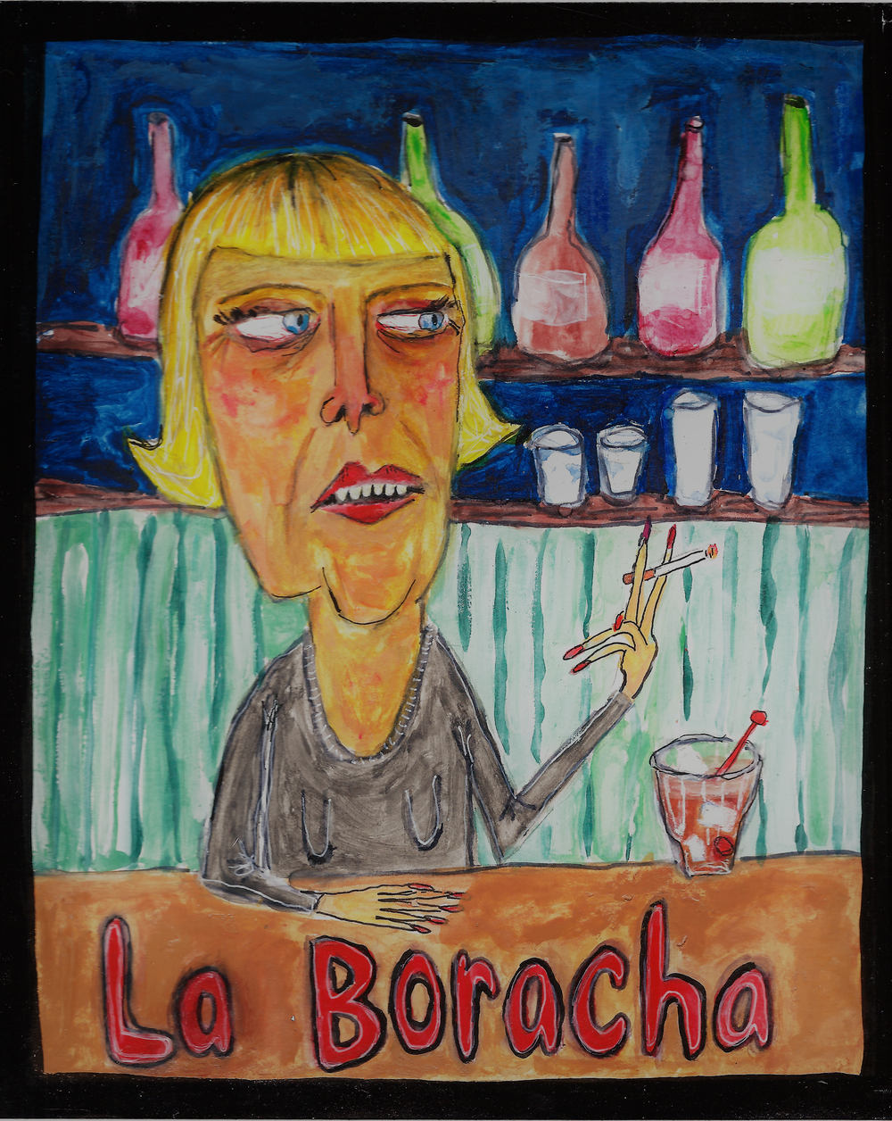 La Boracha