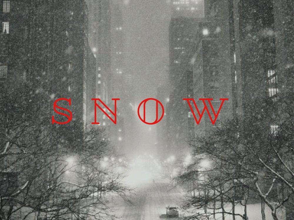 Snow - Virtual Reality