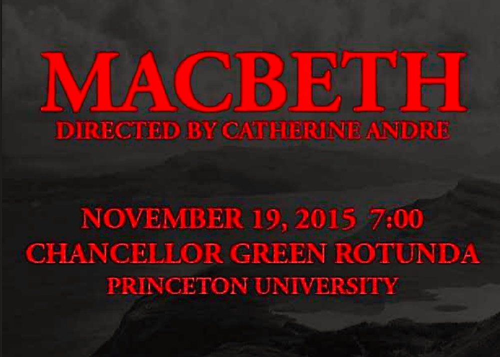 Macbeth - Site Specific Theater
