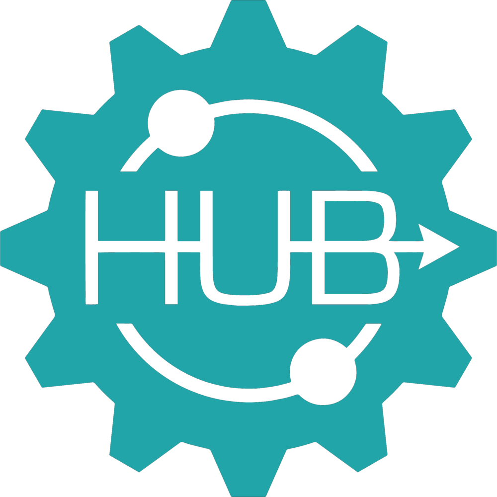 The HUB has a NEW website! -