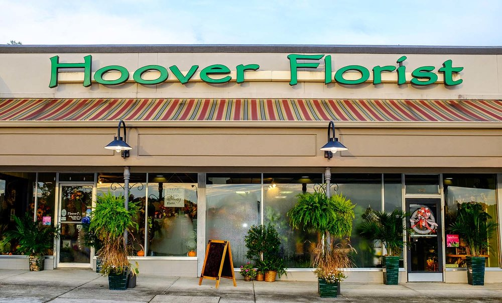 Hoover Florist in Hoover, Alabama, serving the Birmingham, Alabama area.