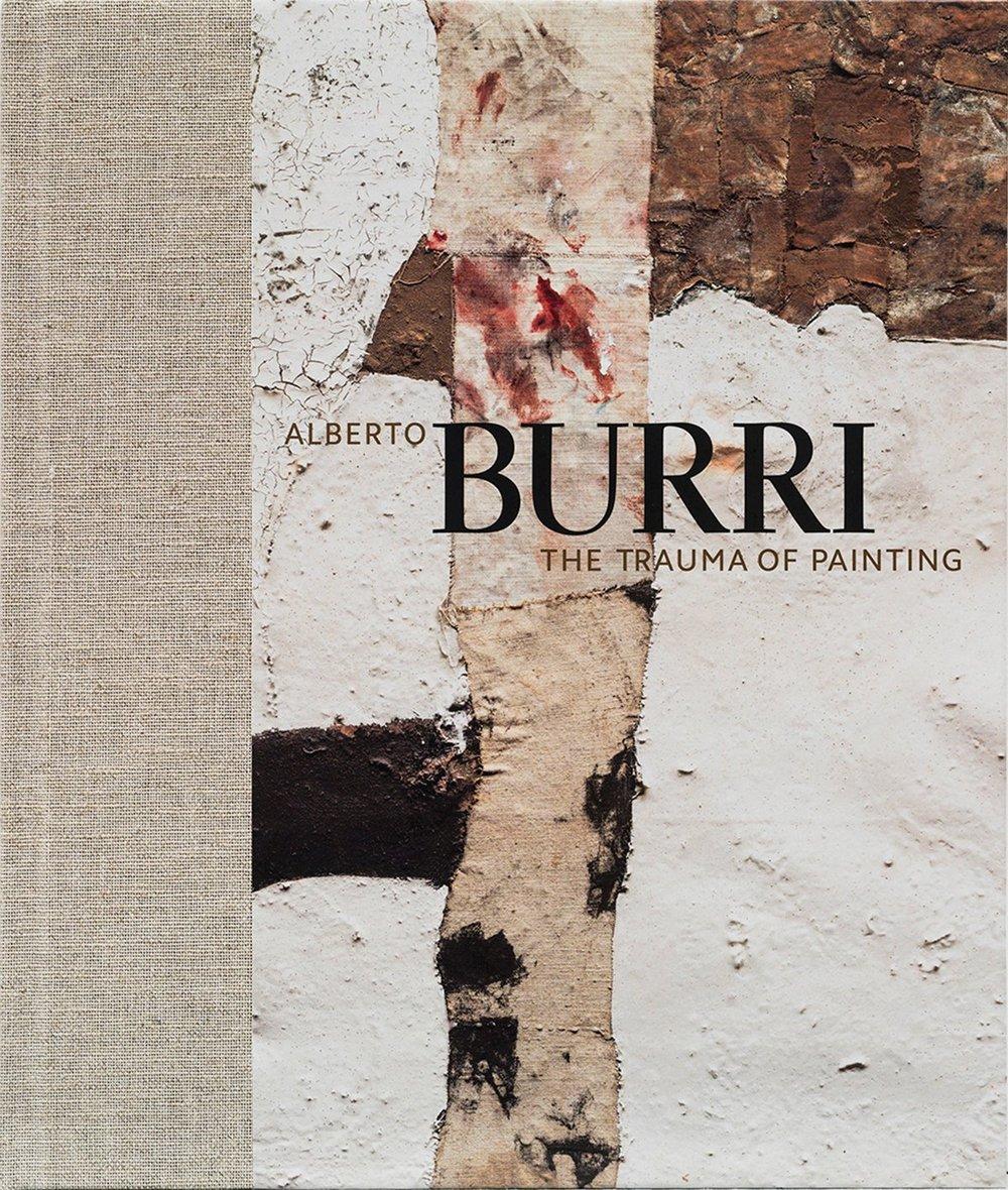 burri: the trauma of painting