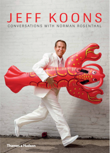 koons / conversations with rosenthal