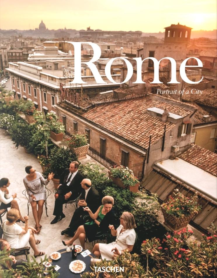 rome portrait of a city