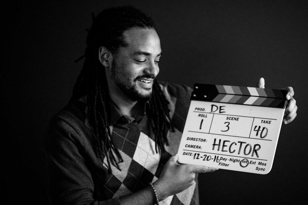 HECTOR DEL PINO - EDITOR