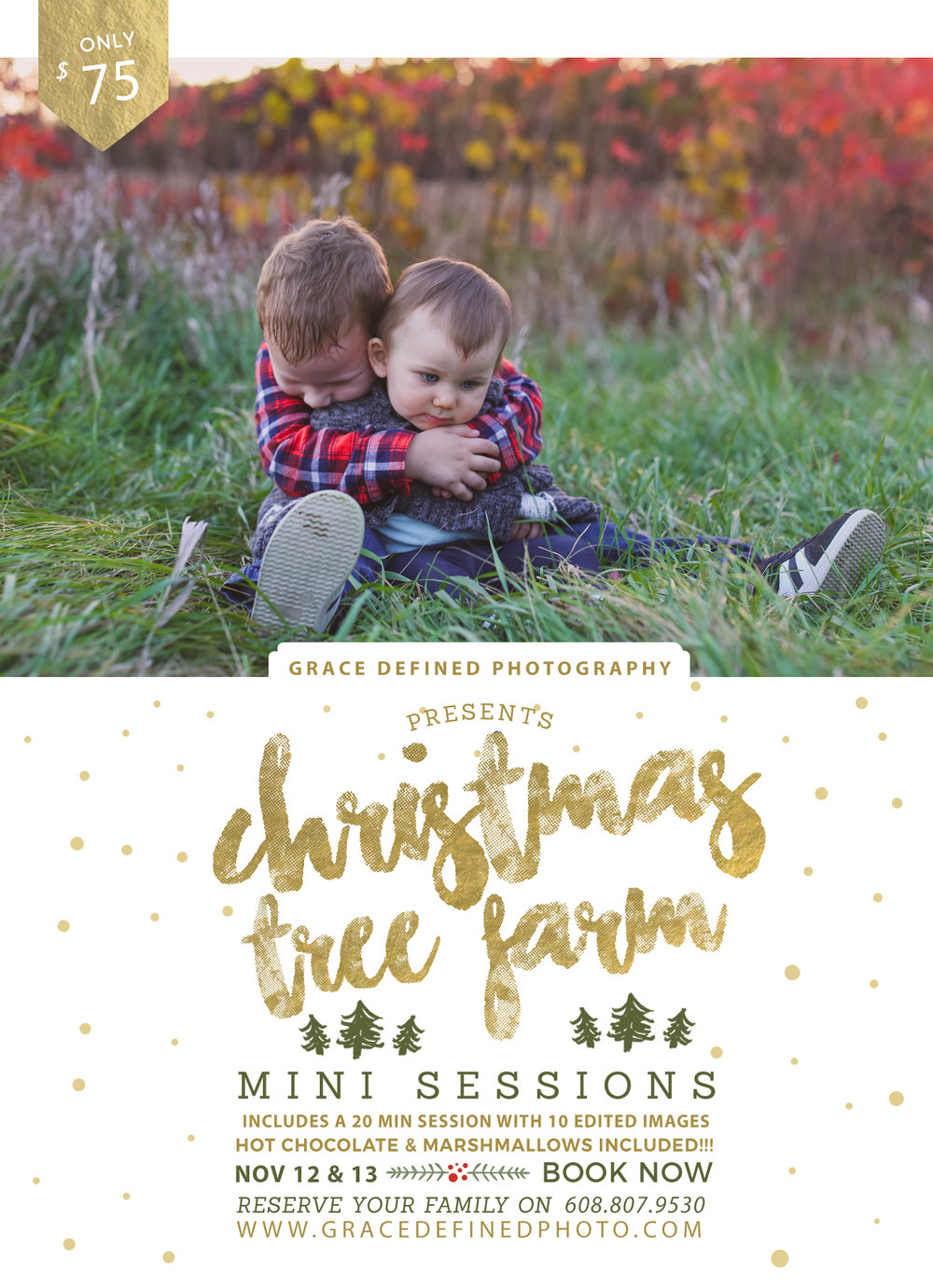 Mini sessions — Blog - Grace Defined Photography