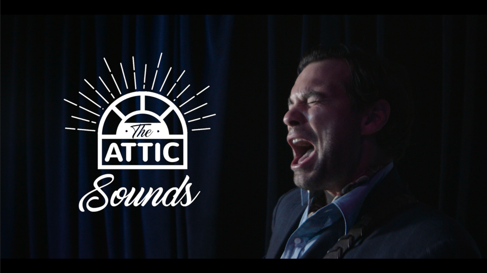 Zach Williams of The Lone Below // The Attic Sounds