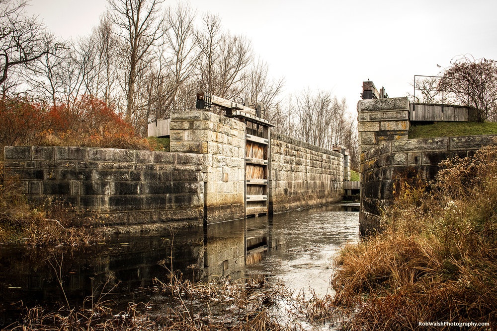 Robert Walsh Photography - Lock 5