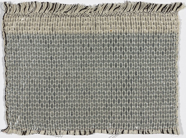 Gunta Stölzl,  Textile Sample for Curtain , c. 1927. © 2017 Artists Rights Society (ARS), New York / VG Bild-Kunst, Bonn. Courtesy of The Museum of Modern Art, NY.