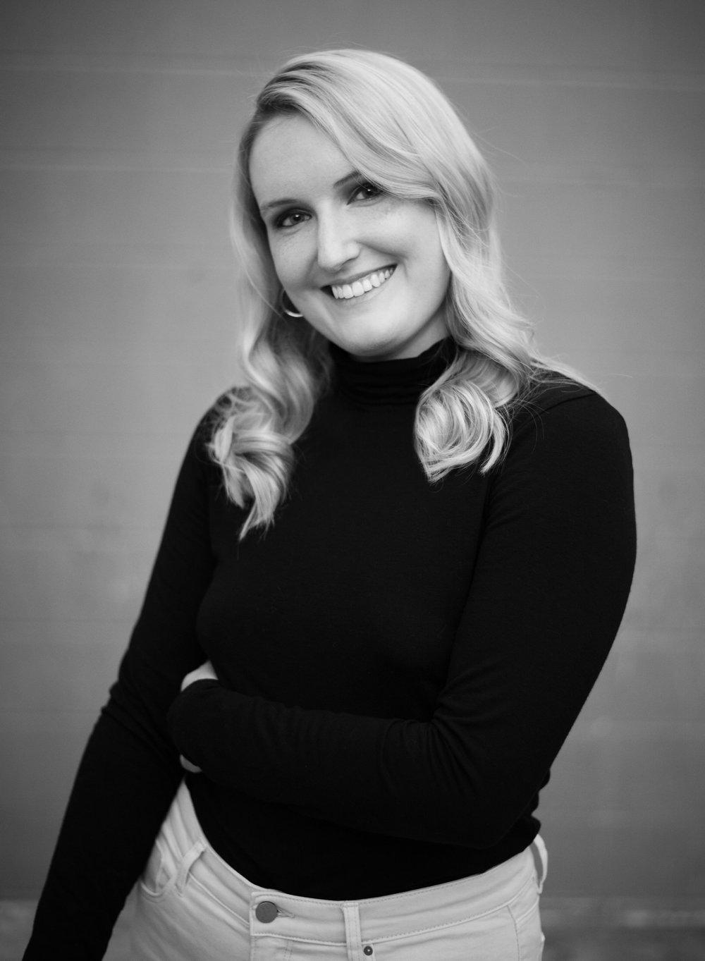 Krista Langehennig, Senior Designer