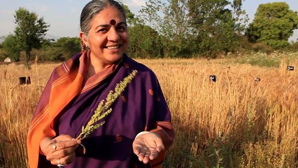 Vandana Shiva, Environmental Activist