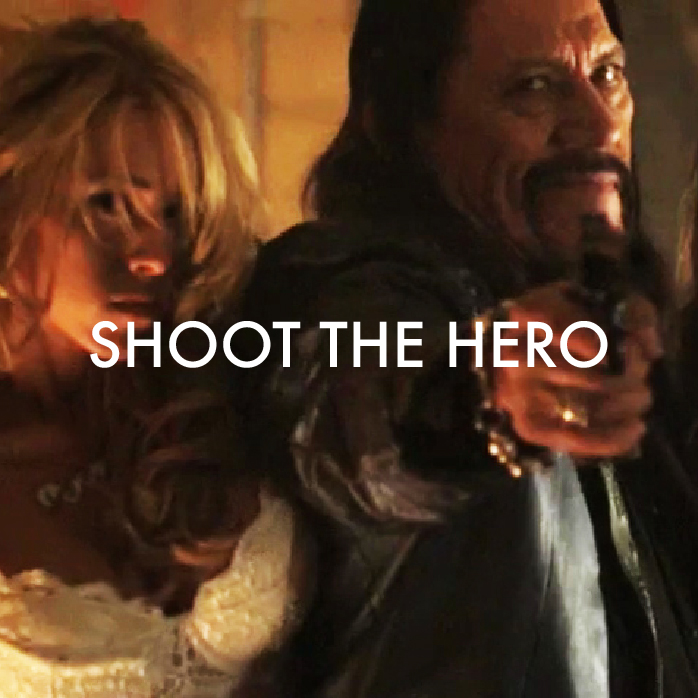 Shoot the Hero