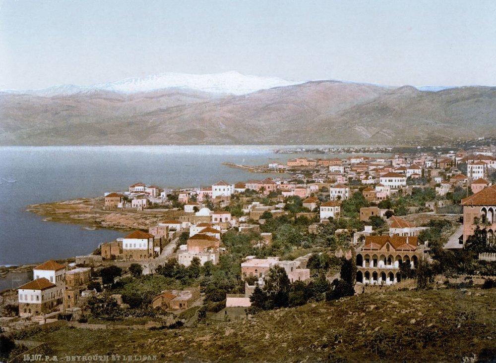 Ras Beirut, Beirut, Beirut Vilayet 1900