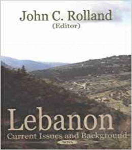 John  R olland, Lebanon: Current Issues and Background (Nova Publishers, 2003) 44,55.   BAX1910