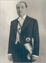 H.E. Emir Fouad Shehab, President of the Lebanese Republic from 1958-1964