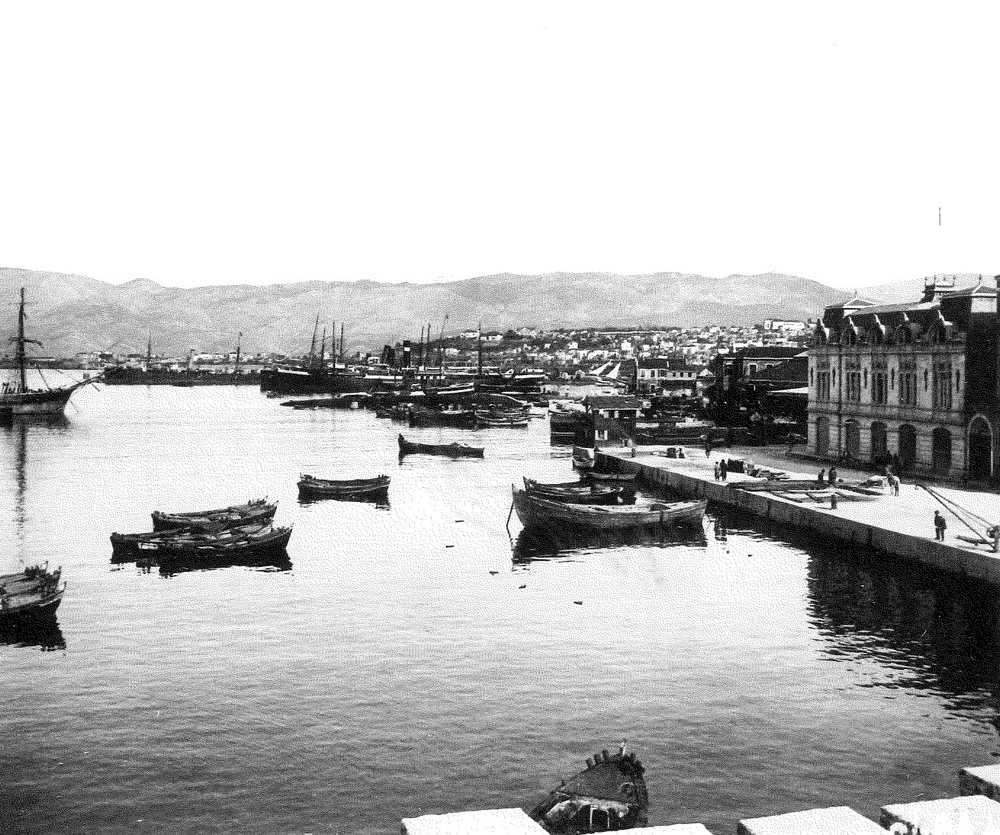 Beirut Port 1910 Police Station 2.jpg