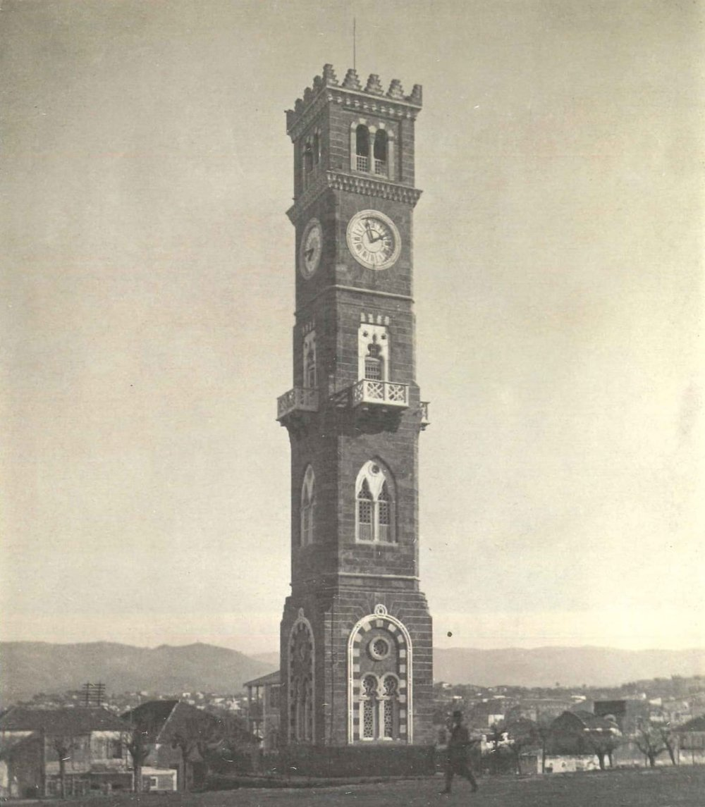 Beirut Serail Clock Tower 1910.jpg