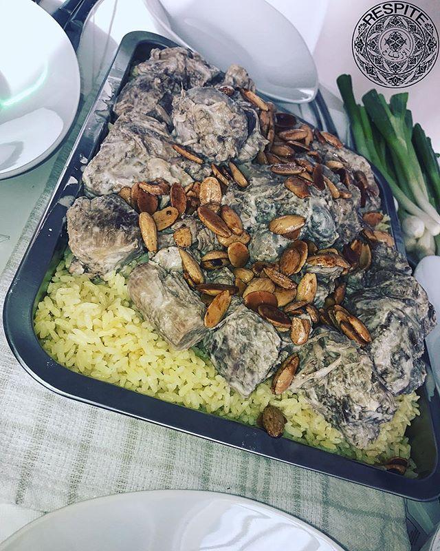 — Homemade Mansaf 👌🏻🇯🇴 - - - -#jordan #mansaf #food #yum #instafood #yummy #amazing #instagood #photooftheday #sweet #fresh #tasty #foodie #delish #delicious #eating #foodpic #foodpics #eat #hungry #hot #foods #Instagram #instagood #instadaily