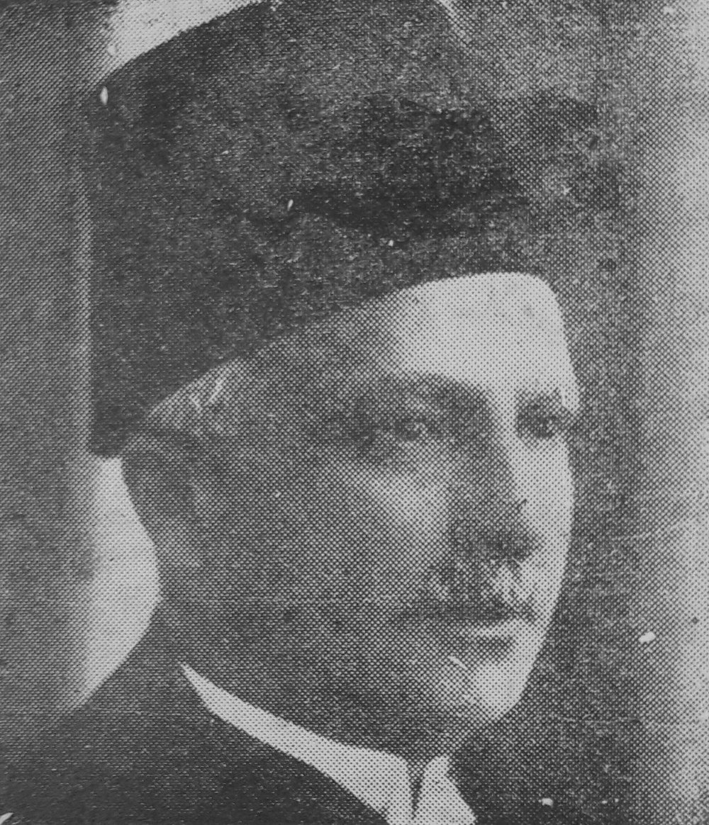 Omar Daouk in his late mid-years.