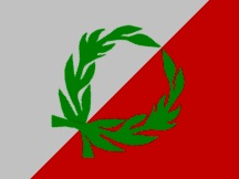 The Flag of the Ma'anite Dynasty.