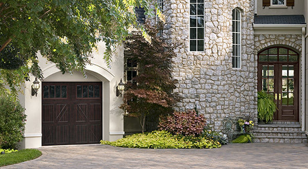 Carriage House Garage Door