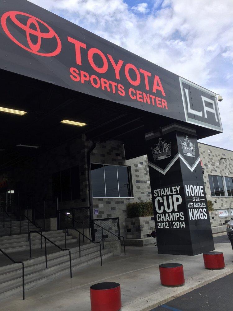 Toyota Sports Center -LA Kings training headquarter