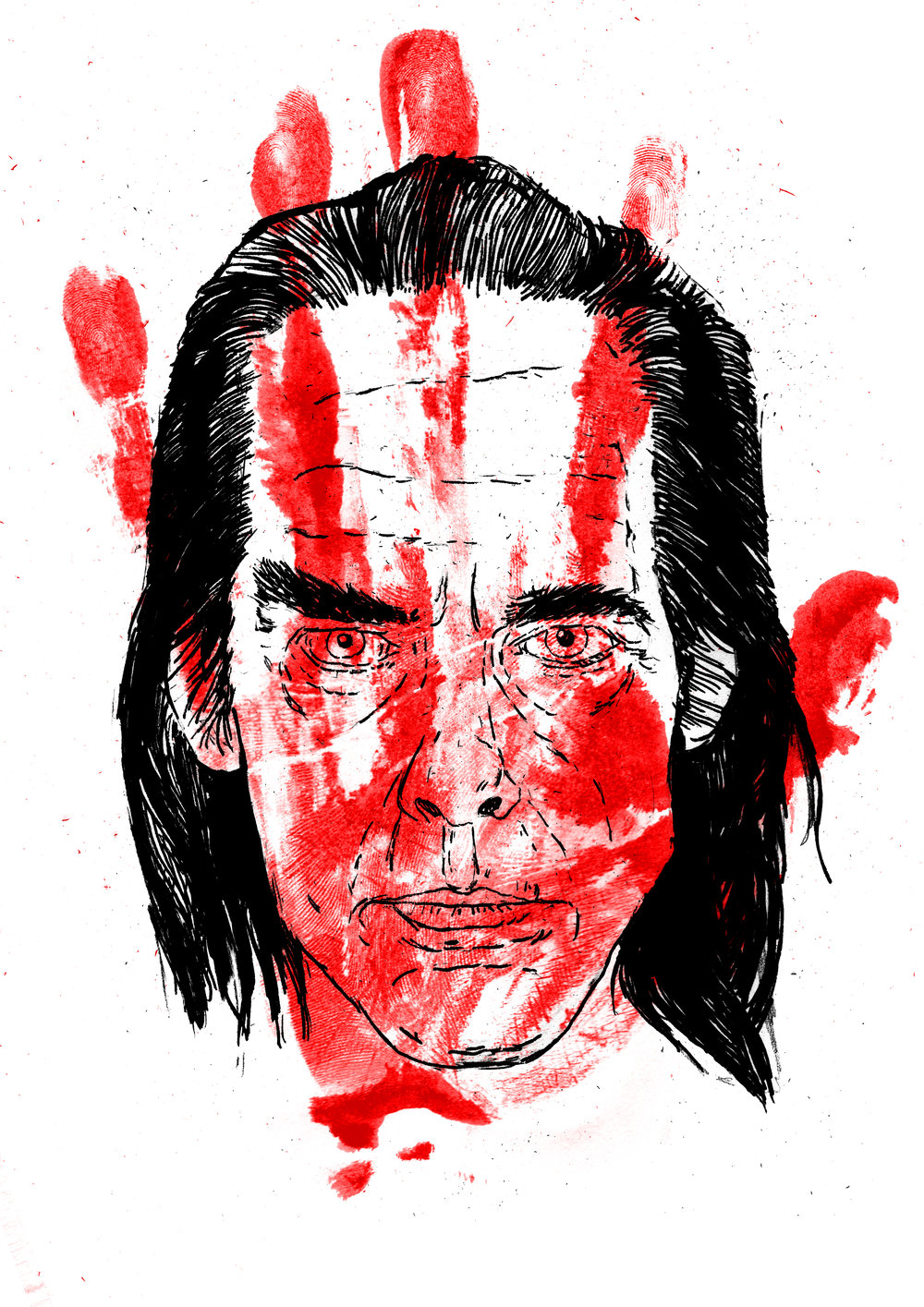 Day 17 Nick Cave