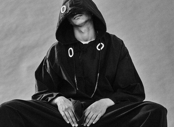 """BLACKYOTO   // DE •JP    Let's call it """"Upcycling with a twist"""": Beautifully dyed black garments made of rare vintage underwear."""