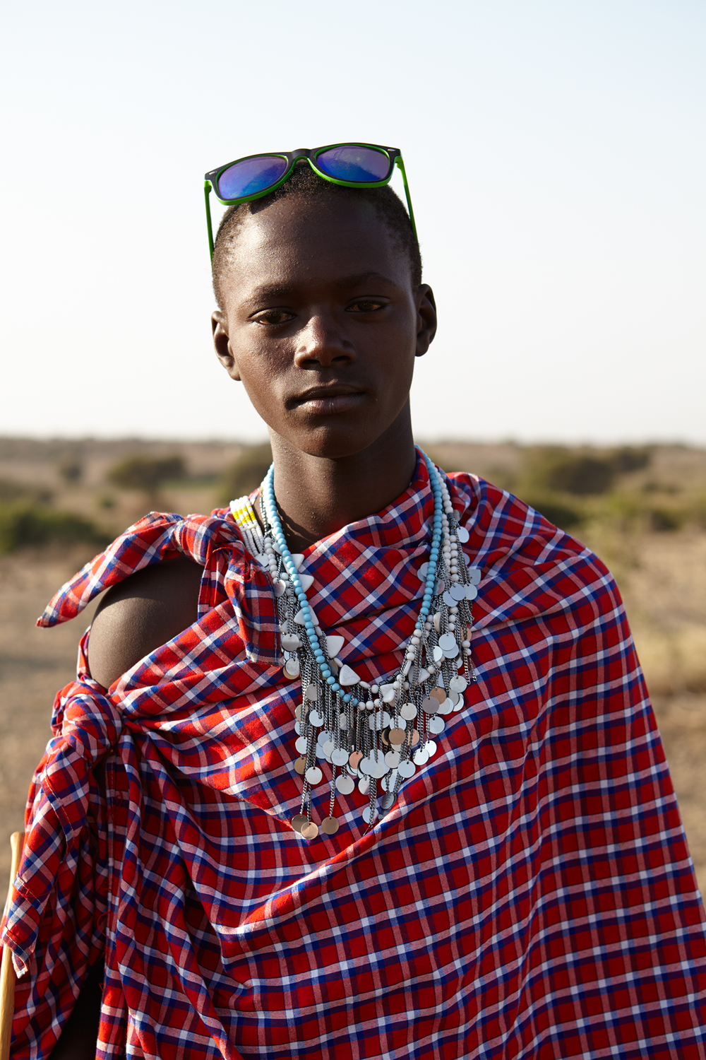 "ALAMA  // GH • DE   ""Culture-to-wear"" hand-crafted accessories created by a team of skilled Maasai artisans.     more."