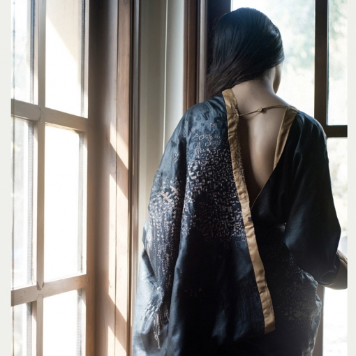 SWATI KALSI  // US   Bringing contemporary relevance to handcrafted textiles of artisans, pushing to create a basis for their livelihoods.    Visit them.
