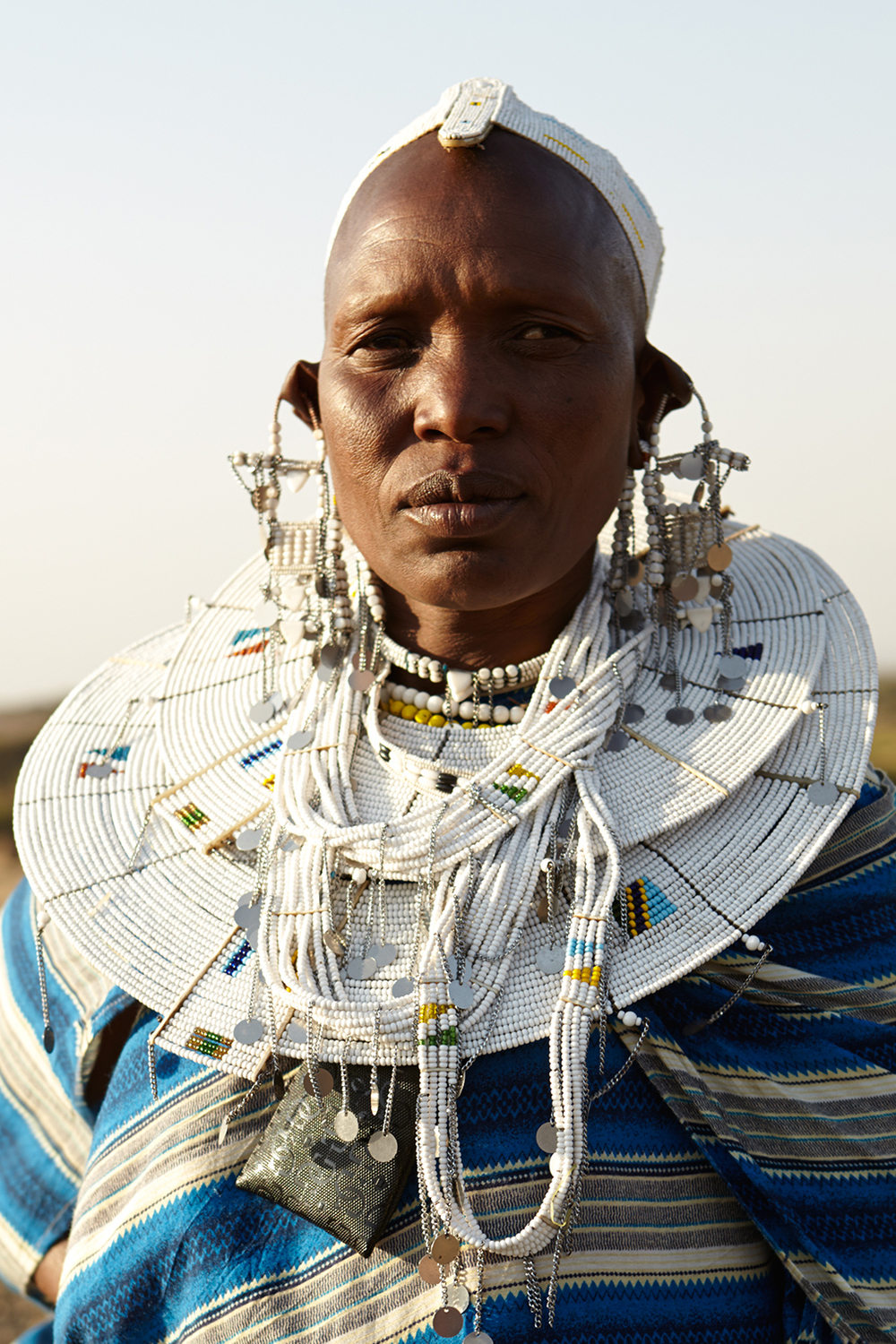 INSIDE:  ALAMA   The women who create ALAMA's one-of-a-kind jewelry pieces are members of  a traditional pastoral African tribe from the upland steppes of Tanzania. Each jewelry piece is a handmade celebration of their ancestral traditions...   MORE.