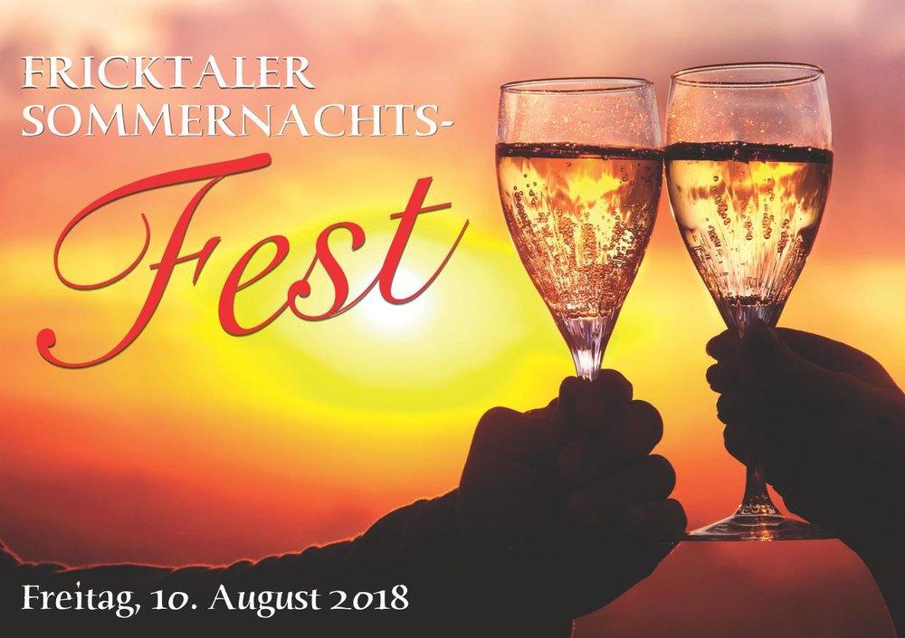 Zweites Sommernachts-Fest auf der Piazza -