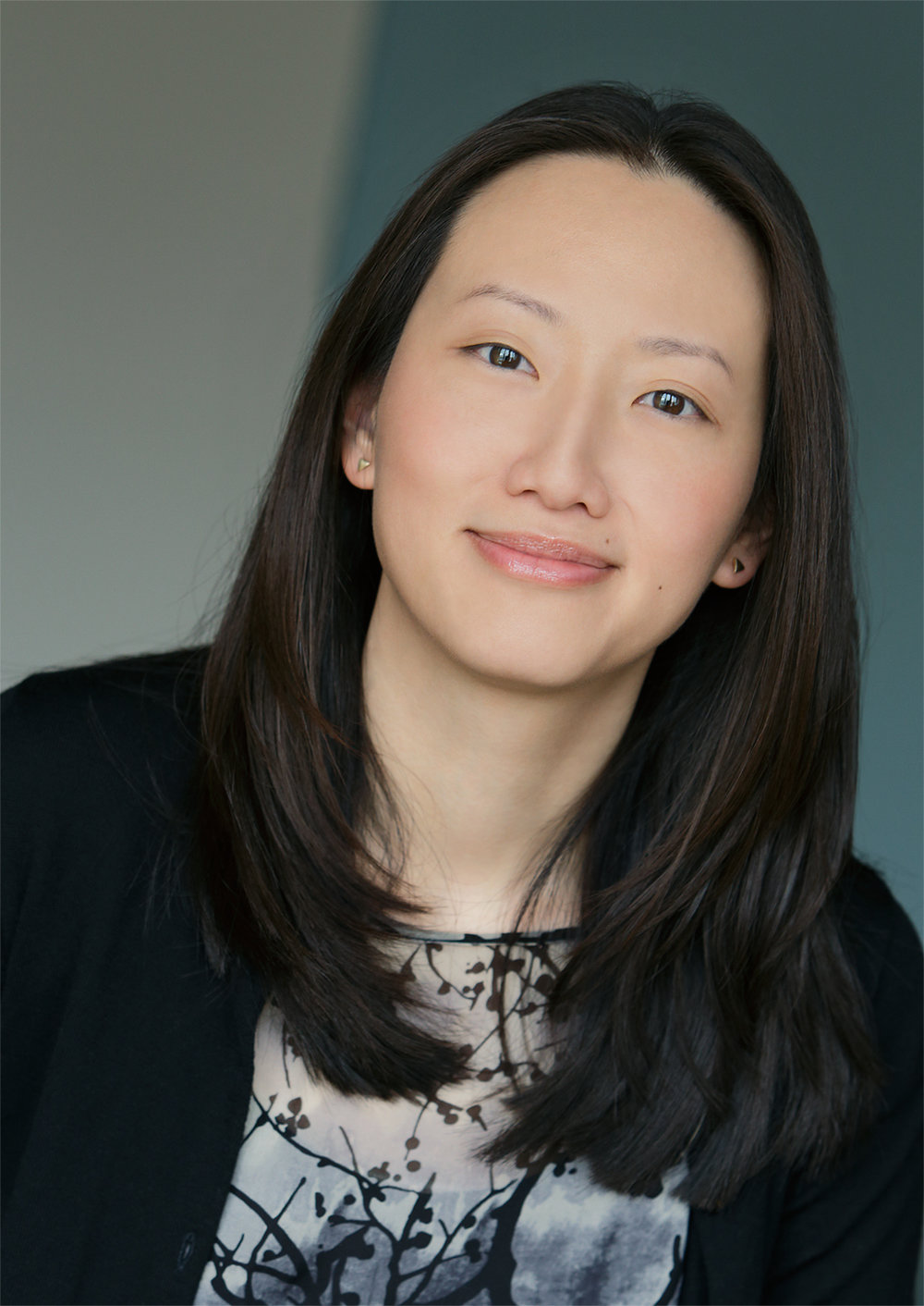 Asian Female Headshot Corporate
