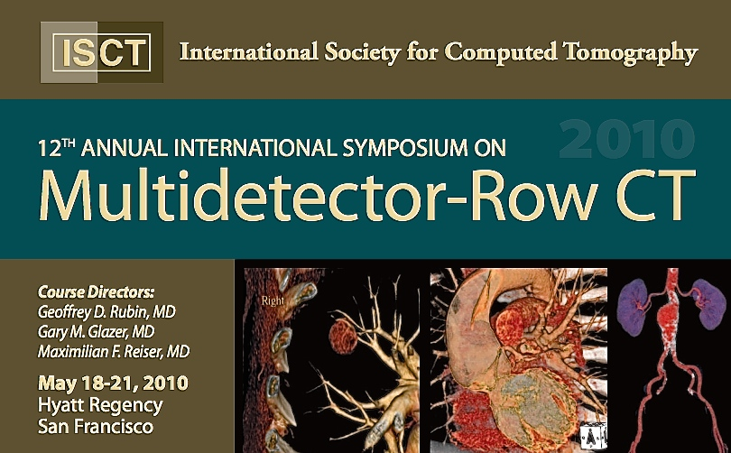 12th MDCT Symposium | 2010