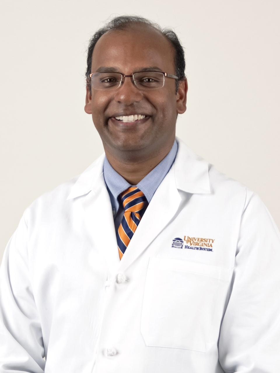 Arun Krishnaraj, MD