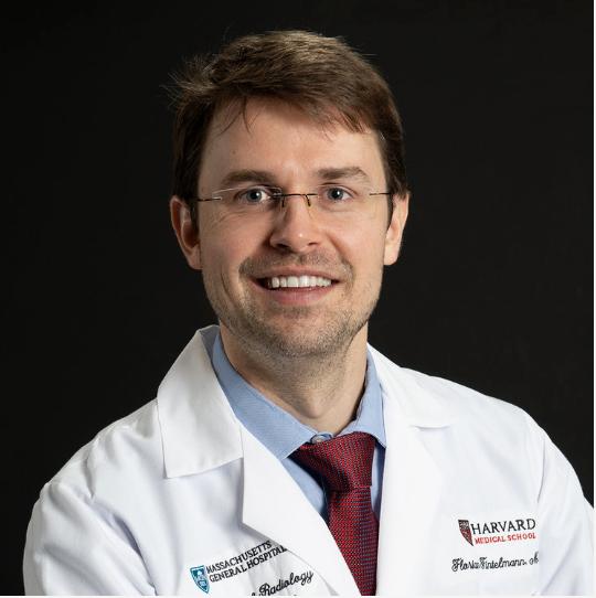 Florian Fintelmann, MD    Assistant Professor of Radiology  Harvard Medical School  Staff Radiologist  Massachusetts General Hospital
