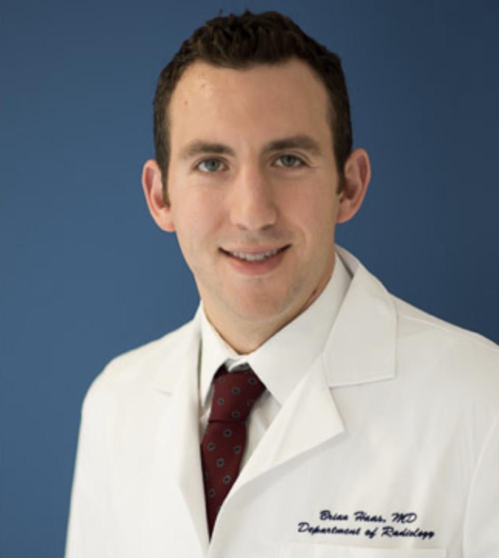 Brian Haas, MD  Assistant Professor University of California, San Francisco