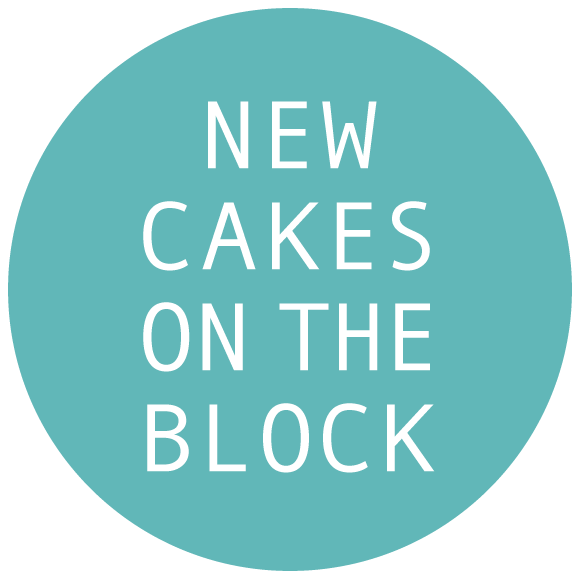 New Cakes On The Block, Kuchen Blog, Back Blog