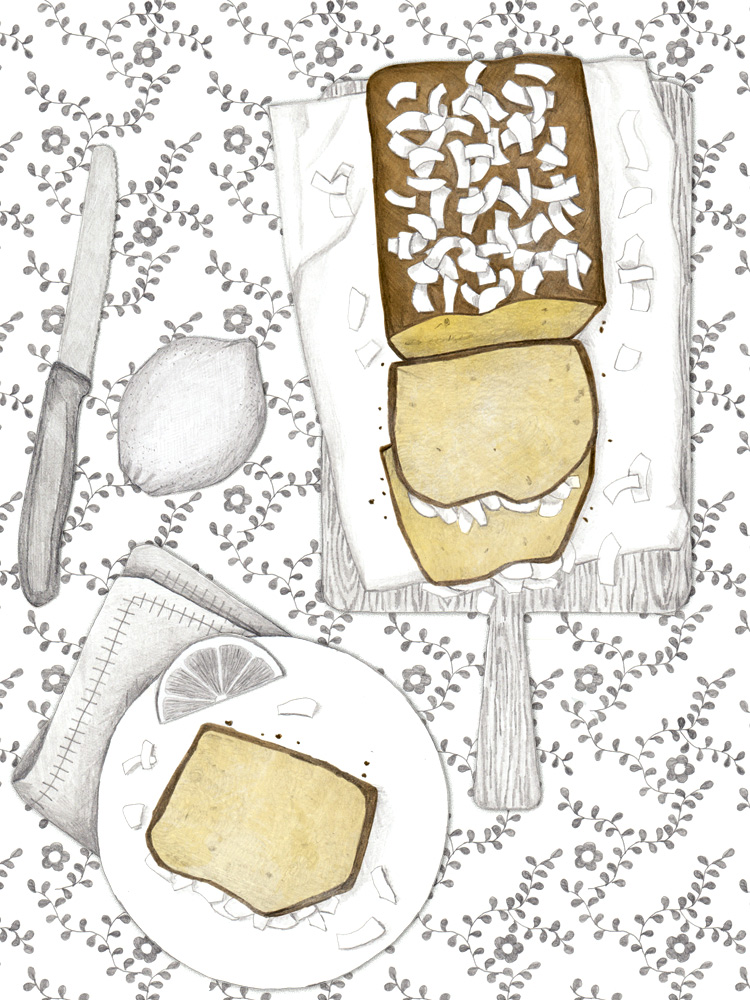 Zitronenkuchen www.newcakesontheblock.com österreichischer Foodblog