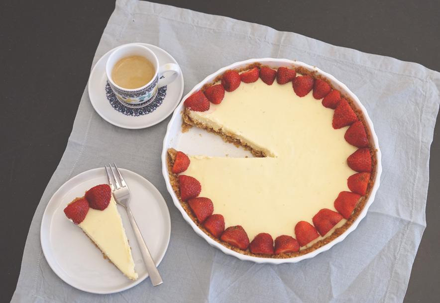 einfacher Weiße Schokoladen Kuchen. Rezept zum Nachbacken. Österreichischer foodblog. einfache Kuchenrezepte