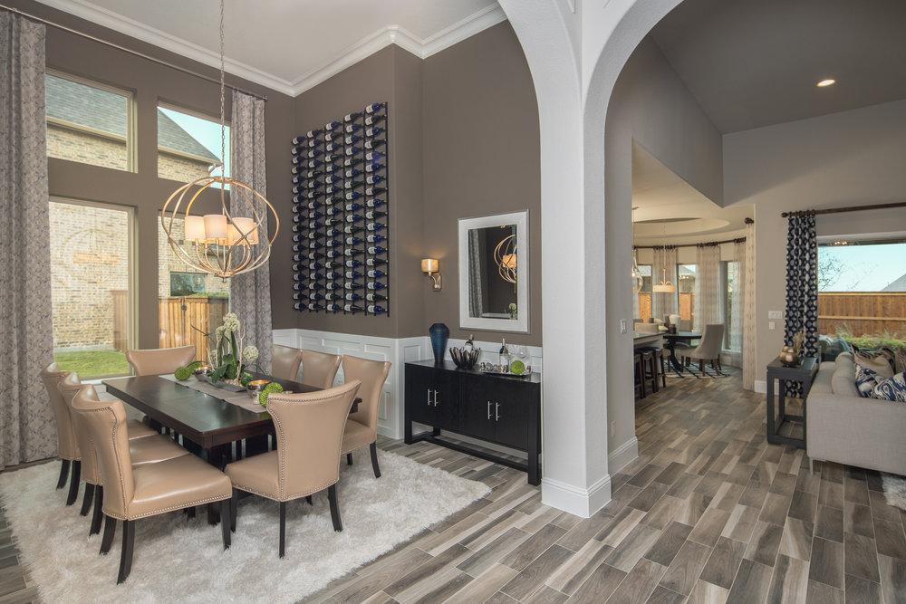 Dining Room | Linfield Design