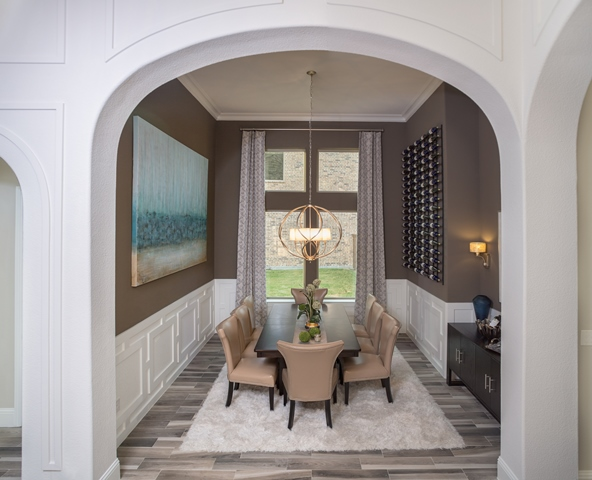 Large Dining Room | Linfield Design