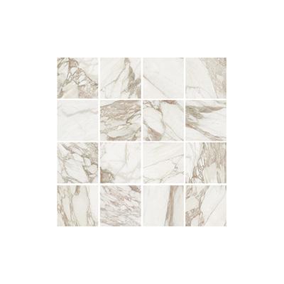Calacatta glossy 7.5x7.5 30x30 cm