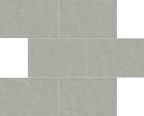 04 ferro naturale  modulo muretto sfalsato 10x15 30x30 cm