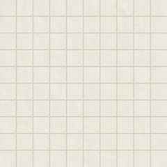 01 bianco naturale  mosaico 3x3 30x30 cm