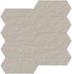 03 perla naturale  mosaico trapezio 7,5x15 cm