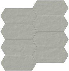 04 ferro naturale  mosaico trapezio 7,5x15 cm