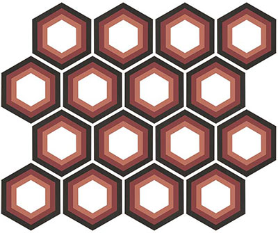 04 SHADES DECOR  70,8x61,4 cm
